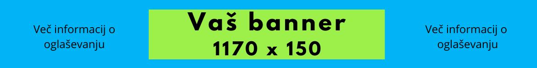 Kampiranje.net/Oglaševanje Banner 1170 x 150
